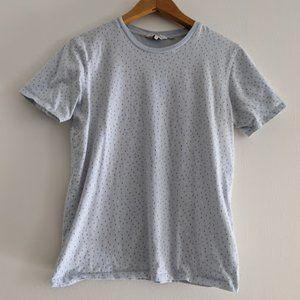 Ben Sherman Pale Blue T-Shirt Size M